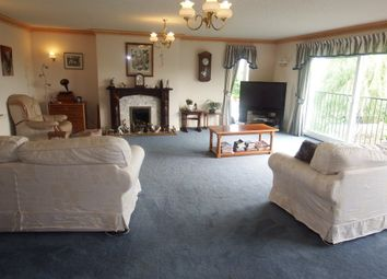 Thumbnail 4 bedroom detached house for sale in Leicester Road, Thurcaston, Leicester