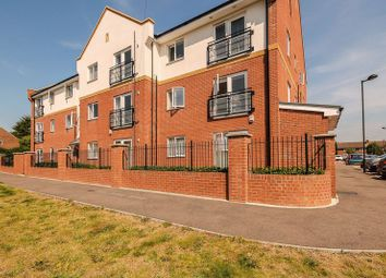 Thumbnail 1 bed flat for sale in Hamilton Court, Powell Road, Laindon