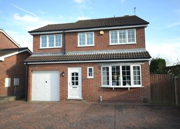 4 bed detached house for sale in Ravenswood Close, Westbury Park, Newcastle ST5