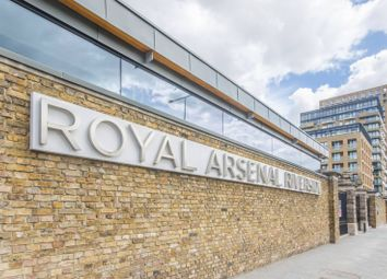 Thumbnail Studio for sale in Royal Arsenal Riverside, Woolwich