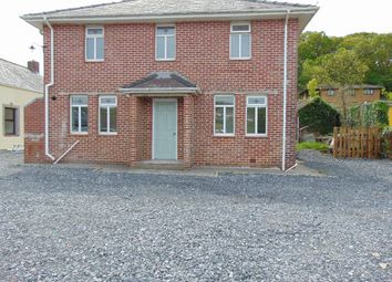 Thumbnail 3 bed detached house to rent in Heol Y Parc, Pontyberem, Llanelli