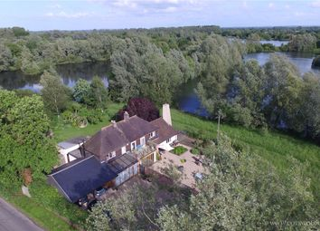 Thumbnail 4 bed detached house for sale in Oaksey, Malmesbury, Wiltshire