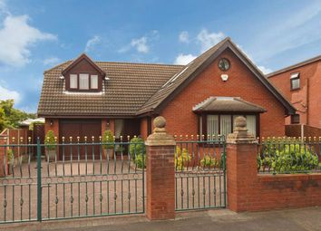 Thumbnail 4 bed detached house for sale in Fermor Road, Hesketh Bank, Tarleton