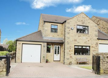 Thumbnail 3 bed link-detached house for sale in Heathcote Rise, Haworth, West Yorkshire