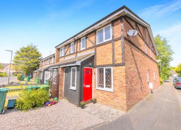 Thumbnail 1 bed end terrace house for sale in Aragon Close, Sunbury-On-Thames