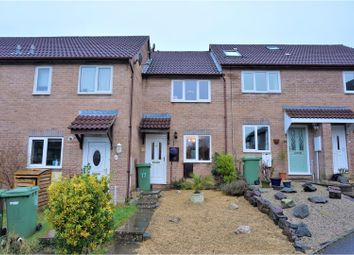 Thumbnail 2 bed terraced house for sale in Finch Close, Shepton Mallet