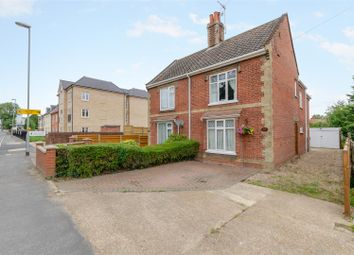 Thumbnail 3 bed property for sale in New Road, North Walsham