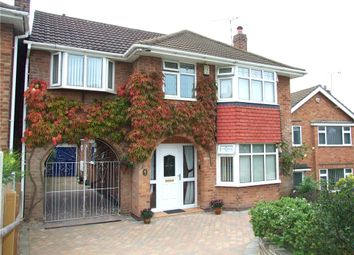 Thumbnail 4 bedroom detached house for sale in The Orchards, Allestree, Derby