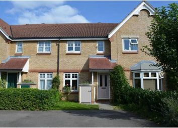 Thumbnail 2 bed terraced house for sale in Elbourn Way, Bassingbourn, Royston
