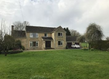 Thumbnail 4 bedroom detached house to rent in Silver Street, South Cerney, Cirencester