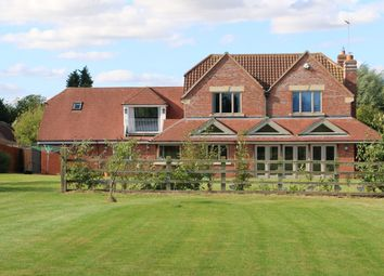 Thumbnail 4 bed detached house to rent in Roundhills View, Glatton, Huntingdon