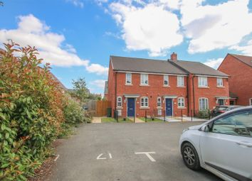 Thumbnail 2 bedroom end terrace house for sale in Merton Close, Aylesbury