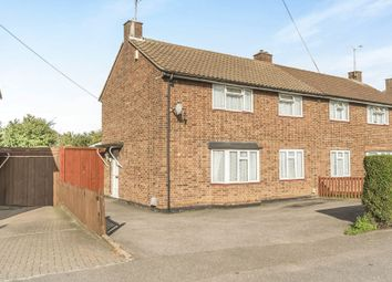Thumbnail 3 bed semi-detached house for sale in Birchwood Close, Hatfield