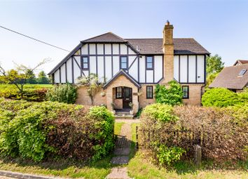 Thumbnail 4 bed detached house for sale in Sutton Road, Eyeworth, Sandy
