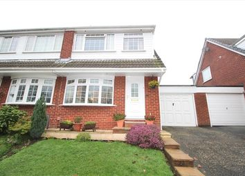 Thumbnail 3 bed property for sale in Fountains Close, Chorley