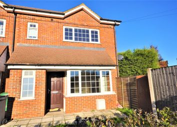 Thumbnail 3 bed end terrace house to rent in Fellowes Close, Garston, Watford