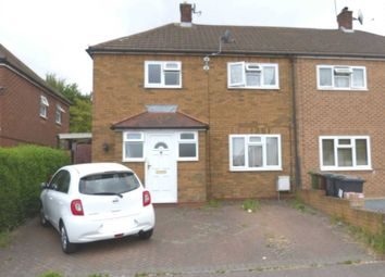 Thumbnail 4 bed semi-detached house for sale in Ranskill Road, Borehamwood