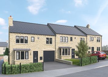 Thumbnail 4 bed terraced house for sale in Colders Lane, Meltham, Holmfirth