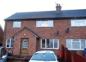 Thumbnail 3 bedroom semi-detached house for sale in First Avenue, Gwersyllt, Wrexham
