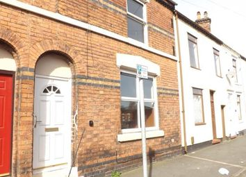 Thumbnail 2 bed terraced house for sale in St. John Street, Hanley, Stoke-On-Trent