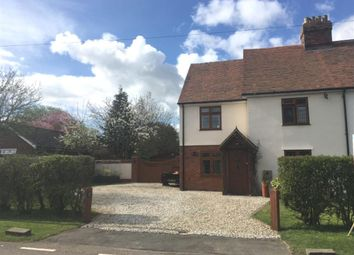 Thumbnail 3 bedroom semi-detached house for sale in Nathans Lane, Edney Common, Chelmsford