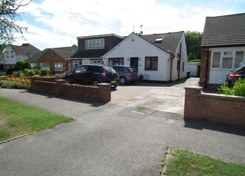 Thumbnail 4 bed semi-detached bungalow to rent in The Shrublands, Potters Bar