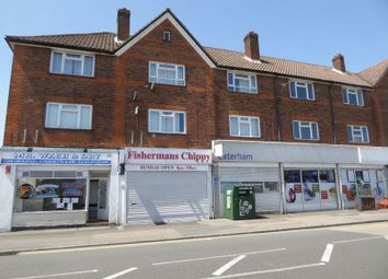 Thumbnail 2 bed flat to rent in Coulsdon Road, Caterham
