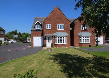Thumbnail 4 bed detached house for sale in Westminster Road, Walsall, West Midlands