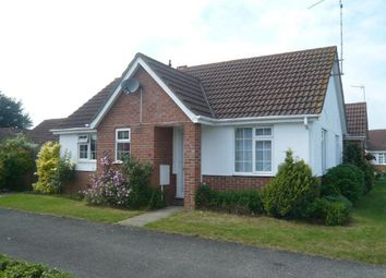 Thumbnail 2 bed bungalow to rent in Heron Road, Wisbech, Cambs