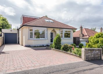 Thumbnail 3 bed bungalow for sale in Woodhall Bank, Edinburgh