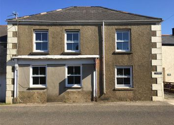 Thumbnail 3 bed semi-detached house to rent in Crowntown, Helston, Cornwall