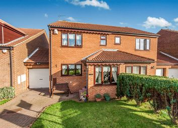 Thumbnail 3 bed semi-detached house for sale in Keating Close, Blackhall Colliery, Hartlepool