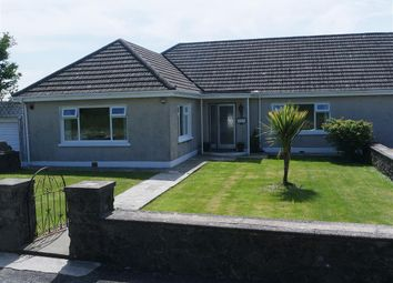 Thumbnail 2 bed bungalow to rent in Portfield Gate, Haverfordwest