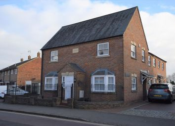 Thumbnail 2 bed flat for sale in Station Road, Toddington, Dunstable