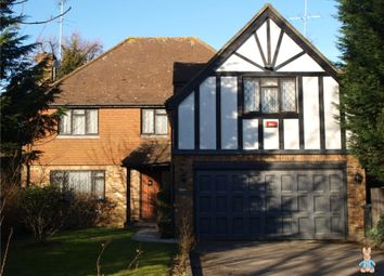 Thumbnail 5 bed detached house to rent in Hendon Avenue, Finchley Central