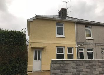 Thumbnail 3 bed semi-detached house to rent in St Leger Crescent, St. Thomas, Swansea