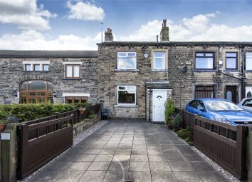 Thumbnail 3 bed terraced house for sale in Kitson Hill Road, Mirfield, West Yorkshire