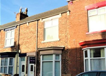 Thumbnail 2 bed terraced house for sale in Coleridge Avenue, Hartlepool