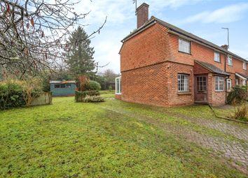 St. Hildas, Plaxtol, Sevenoaks TN15. 2 bed semi-detached house for sale