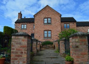 Thumbnail 3 bed semi-detached house for sale in Chapel Lane, Gentleshaw, Rugeley, Staffordshire