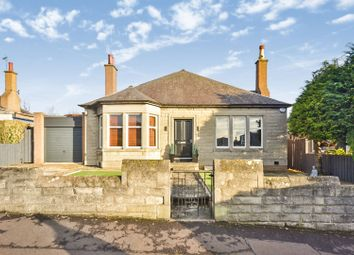 Thumbnail 5 bed detached bungalow for sale in North Gyle Road, Edinburgh