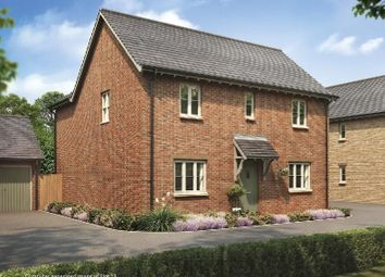 Thumbnail 4 bed detached house for sale in Oundle Road, Weldon, Corby