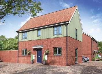 "Thumbnail 3 bed terraced house for sale in ""The Orbit"" at Wood View, Grays"