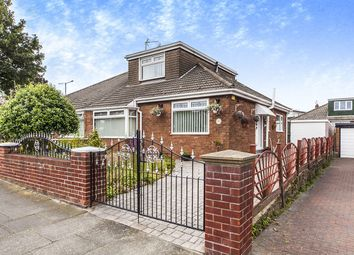 Thumbnail 3 bed bungalow for sale in Highfield Road, Eston, Middlesbrough