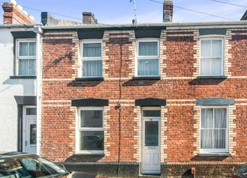 Thumbnail 2 bedroom terraced house for sale in Cecil Road, St. Thomas, Exeter