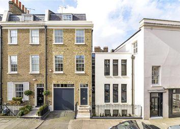 Bloomfield Terrace, Belgravia, London SW1W. 3 bed terraced house