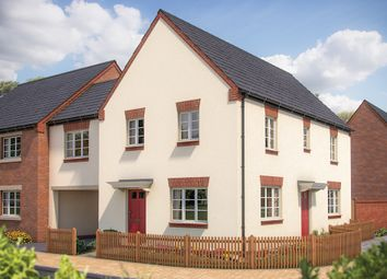 "Thumbnail 4 bed link-detached house for sale in ""The Cottisford"" at Pioneer Way, Bicester"