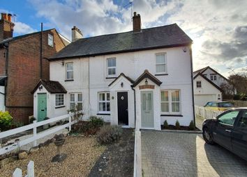 Thumbnail 2 bed terraced house to rent in Chestnut Lane, Amersham