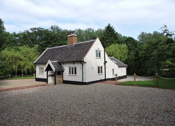 Thumbnail 4 bedroom detached house to rent in Henham, Beccles