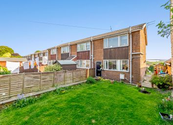 Thumbnail 3 bed end terrace house for sale in Ravensmead Court, Rotherham
